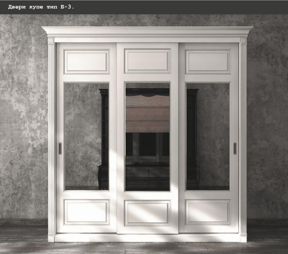 Двери купе
